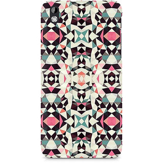 CopyCatz Fusion Symmetry Premium Printed Case For HTC Desire 816