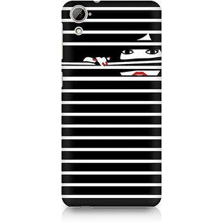 CopyCatz Peekaboo Premium Printed Case For HTC Desire 820