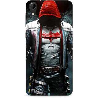 CopyCatz Redhood Equipment Premium Printed Case For HTC Desire 728