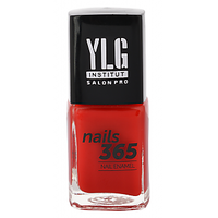Ylg Nails365 Red As Cherries Crme Nail Paint, 9 Ml