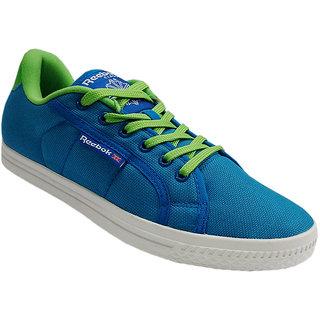 Reebok Men's Blue Lace-up Casual Shoes