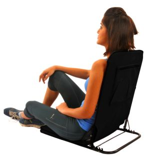 Kawachi folding floor cum yoga picnic camping meditation for Floor couch amazon