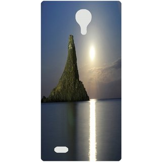 Amagav Back Case Cover for Lava V5