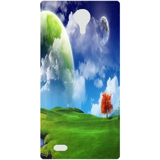 Amagav Back Case Cover for Lava X8