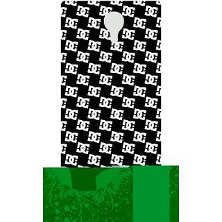 Amagav Back Case Cover for Micromax Canvas Mega Q353