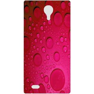 Amagav Back Case Cover for Lava X8