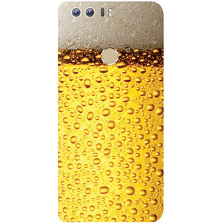 GripIt Beer Printed Case for Huawei Honor 8