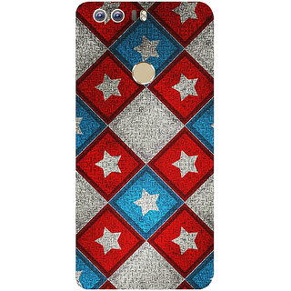 GripIt Star Colour Back Cover for Huawei Honor 8