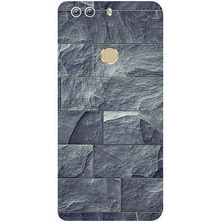 GripIt Stone Wall Printed Case for Huawei Honor 8