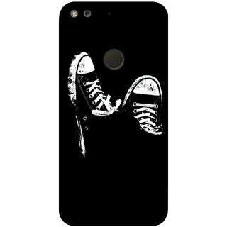 GripIt Sneakers Printed Case for Google Pixel