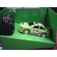 BEN 10 Remote Control Racing Car - 2 Function Forward And Backward  R/C Car Toy