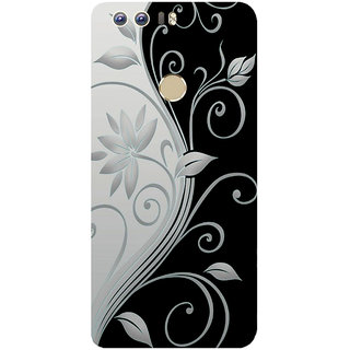 GripIt Flower Abstract Printed Case for Huawei Honor 8