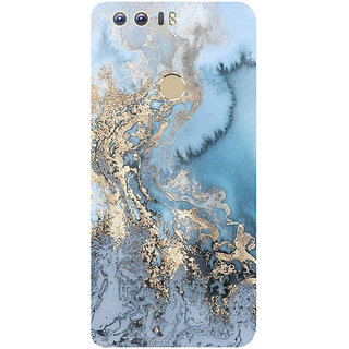 GripIt Marble Texture Printed Case for Huawei Honor 8