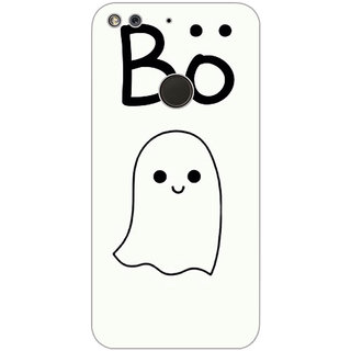 GripIt Boo Printed Case for Google Pixel