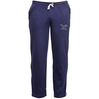 HARVEST 100 Cotton Blue TrackPant for Boys