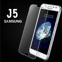 Samsung Galaxy J5 Glass Screen Guard Tempered Screen Protector Premium Quality