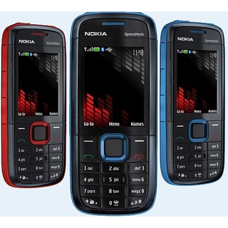 Nokia 5130 Xpressmusic Mobile (6 Month Gadgetwood warranty)