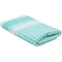 iLiv  Dot Bath Towel - 1 Pc ( Assorted Colors )