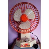 Rechargeable Battery Operated Table Fan AC DC