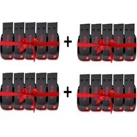 SanDisk Combo Of 20Pcs 8 GB Pen Drive  (Black)