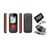 Vox 3 Sim Mobile With Free 4GB Card & Aluminium Wallet