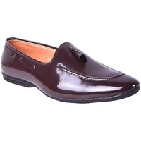 Andrew Scott Men's Brown Formal Shoes - 102076499