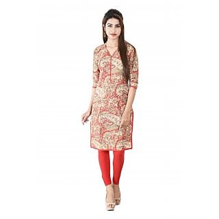 Shree Fashion Art Beautiful Multicolor Kurti for Women's - 133