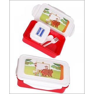 Silware Milky Lock n Lock  Lunch Box For Kids