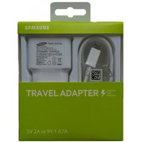 Samsung EP-TA20 Original Fast Charger- White - 6 Months Manufacturer Warranty