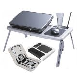 Keyas World E Table -Foldable & Portable Laptop Stand
