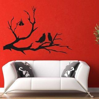 Decor Villa Love Birds Wall Decal & Sticker