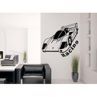 Decor Villa Racing Car 1 Wall Decal & Sticker