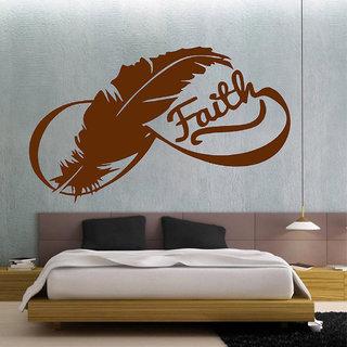 Decor Villa Faith Wall Decal & Sticker