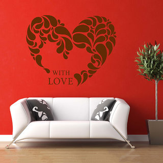Decor Villa With Love Wall Decal & Sticker