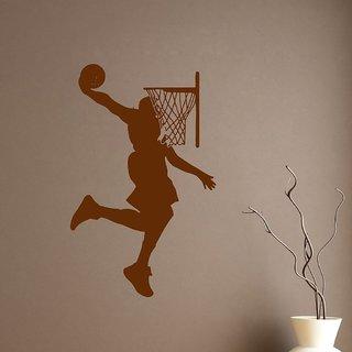 Decor Villa Basket Ball Wall Decal & Sticker