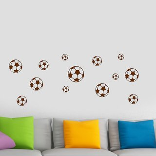 Decor Villa Football Wall Decal & Sticker