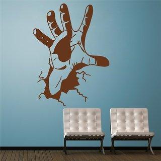 Decor Villa Heand Wall Decal & Sticker