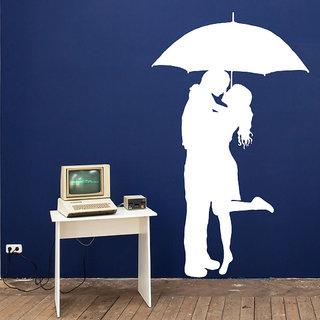 Decor Villa Love Couple Wall Decal & Sticker