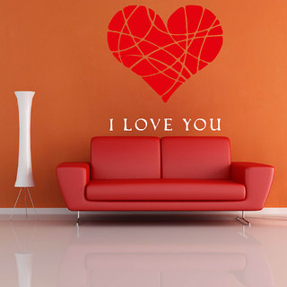 Decor Villa Love U Wall Decal & Sticker
