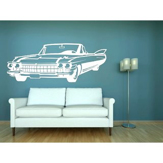 Decor Villa Open Car Wall Decal & Sticker