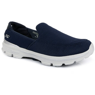 Skechers Go Walk 3  Men's Navy Sneakers Shoes
