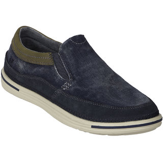Skechers Landen Steller Men's Navy Sneakers Shoes