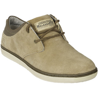 Skechers Sorino Oveno Men's Brown Sneakers Shoes