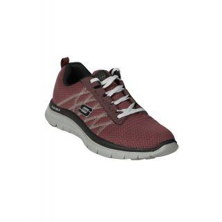 Skechers Flex Advantage Men's Wine Sport Shoes