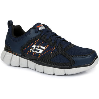 Skechers Equ. 2.0 Men's Navy Sport Shoes