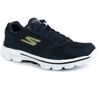 Skechers Go Walk 3 Men's Navy Sport Shoes