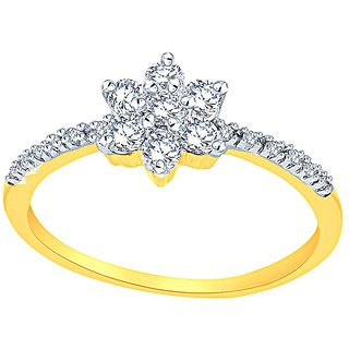 Beautiful sparkling diamond  Ring NRC271ASI-JK18Y