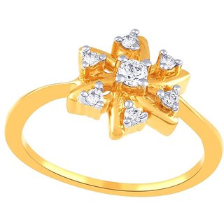Beautiful sparkling diamond  Ring NRA274SI-JK18Y