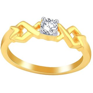 Beautiful sparkling diamond  Ring JR853SI-JK18Y