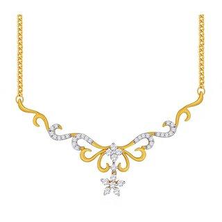 Beautiful sparkling diamond  Tanmaniya PRA1T2579SI-JK18Y
